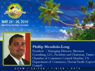 DOING BUSINESS IN THE MARIANAS:
