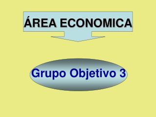 ÁREA  ECONOMICA