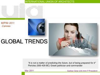 INTERNATIONAL UNION OF ARCHITECTS