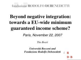 Paris, November 22 , 2007