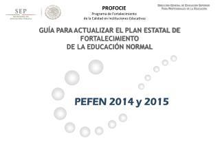 Dirección General de Educación Superior  Para Profesionales de la Educación