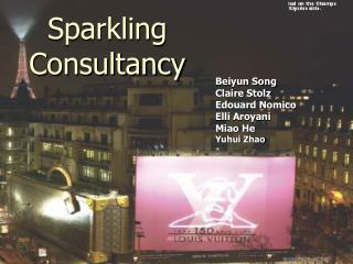 Sparkling Consultancy