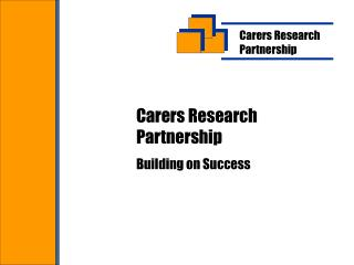 Carers Research Partnership