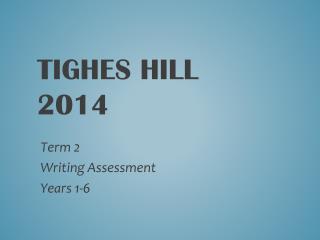 Tighes Hill  2014