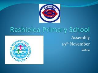 Rashielea Primary School