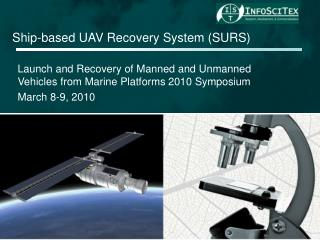 Ship-based UAV Recovery System (SURS)