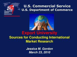 U.S. Commercial Service U.S. Department of Commerce