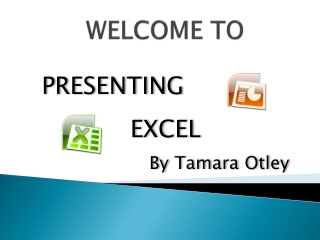 PowerPoint Graphs and Charts