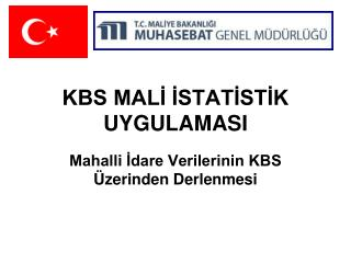 KBS MALİ İSTATİSTİK UYGULAMASI