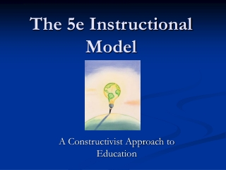 A constructivist approach to science teaching