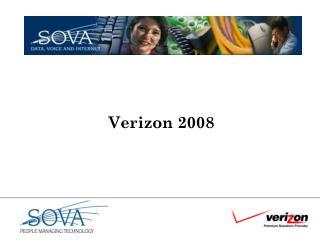 Verizon 2008