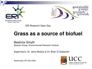 ERI Research Open Day