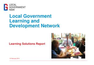 Learning Solutions Report