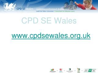 CPD SE Wales