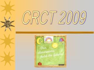 CRCT 2009