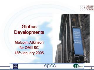 Globus Developments