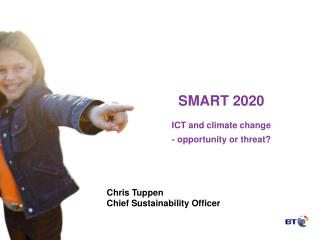 SMART 2020 ICT and climate change  - opportunity or threat?