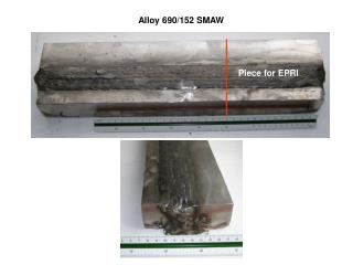 Alloy 690/152 SMAW