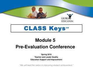 CLASS Keys SM