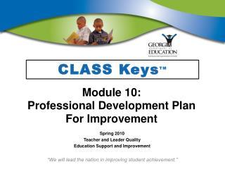 CLASS  Keys TM
