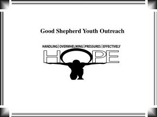 Good Shepherd Youth Outreach