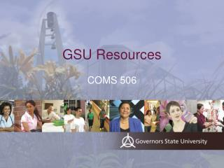 GSU Resources