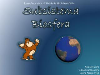 Subsistema Biosfera