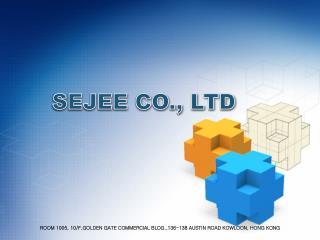SEJEE CO., LTD