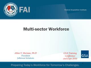 Multi-sector Workforce