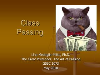 Class  Passing