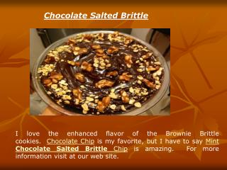 Seas Salt Brittle