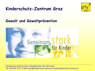 Kinderschutz-Zentrum Graz