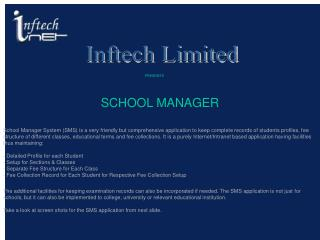 Inftech Limited
