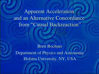 "Apparent Acceleration  and  an  Alternative  Concordance  from ""Causal Backreaction"""