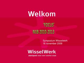 Symposium Wisselwerk 16 november 2009