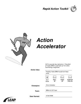Action  Accelerator