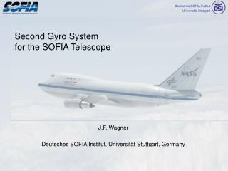 Second Gyro System for the SOFIA Telescope
