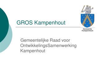 GROS Kampenhout