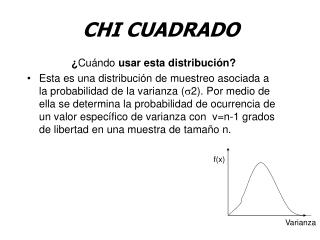 CHI CUADRADO