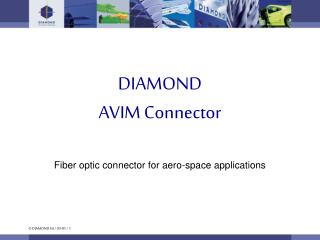 DIAMOND AVIM  Connector