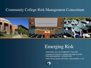Emerging Risk