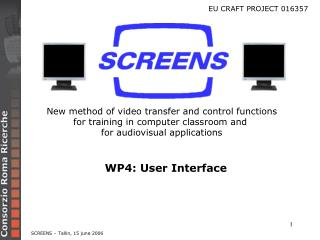 New method of video transfer and control functions for training in computer classroom and