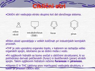 Ciklični etri