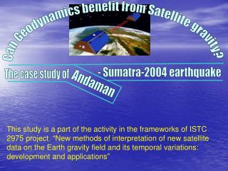 - Sumatra-2004 earthquake
