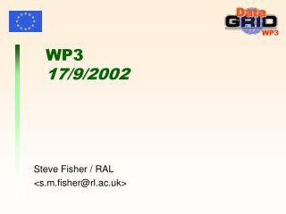 WP3 17/9/2002