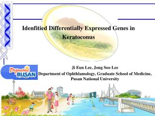Idenfitied Differentially Expressed Genes in Keratoconus