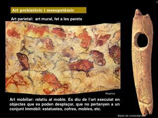 Art prehistòric i mesopotàmic