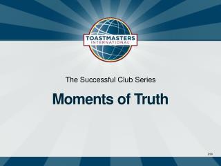 The Successful Club Series