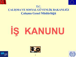 İŞ  KANUNU