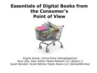 Essentials of Digital Books from the Consumer's  Point of View